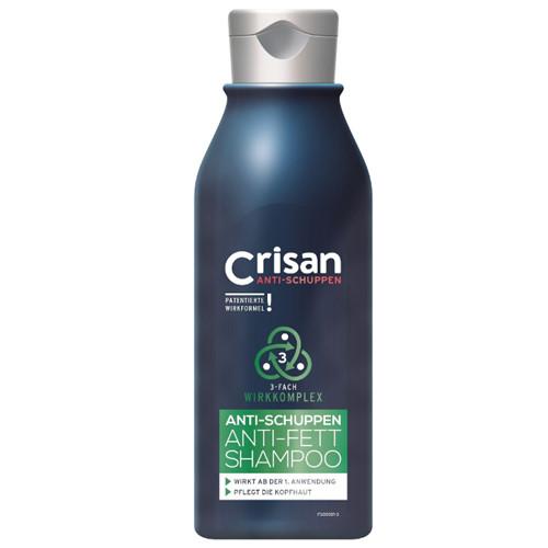 Crisan Anti-Schuppenshampoo Fettiges Haar