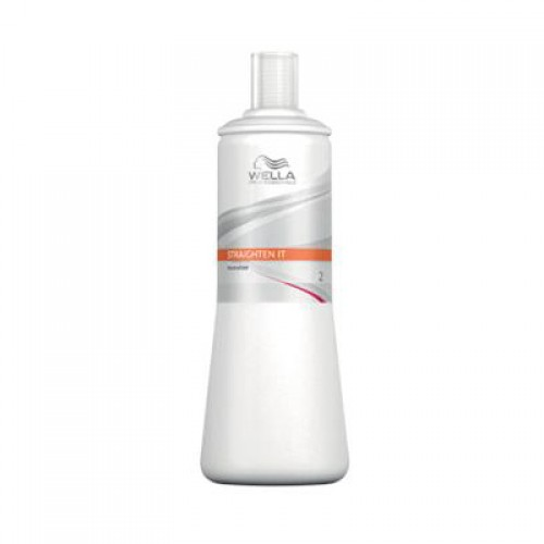WELLA Straighten It Neutralizer Fixierung