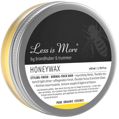 LESS IS MORE Honeywax 50 ml