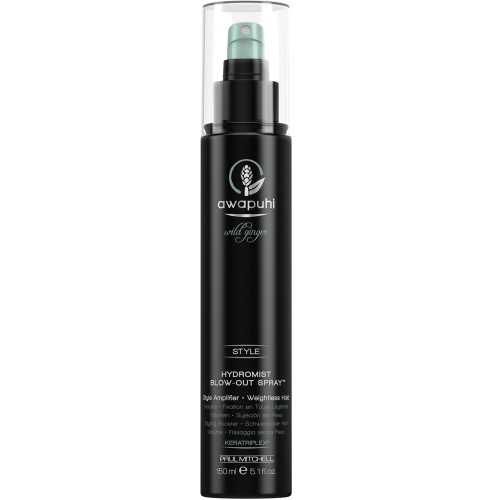 paul mitchell awapuhi wild ginger hydromist blow out spray. Black Bedroom Furniture Sets. Home Design Ideas