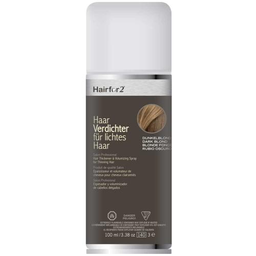 Hairfor2 Haarauffüller Dunkelblond 100 ml