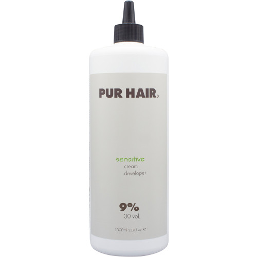 PUR HAIR Sensitive Cream Developer 9% 1000 ml