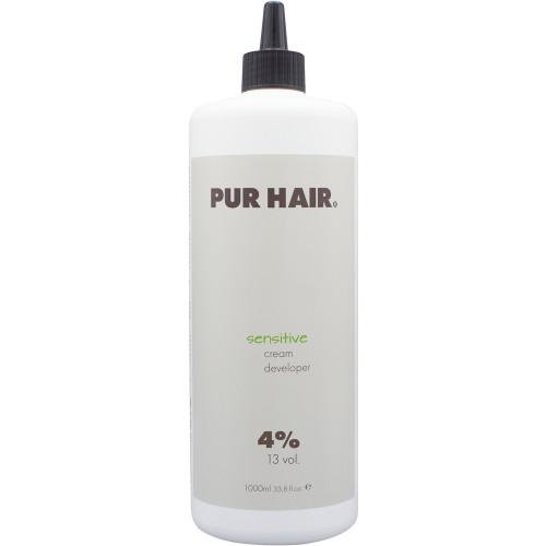 PUR HAIR Sensitive Cream Developer 4% 1000 ml