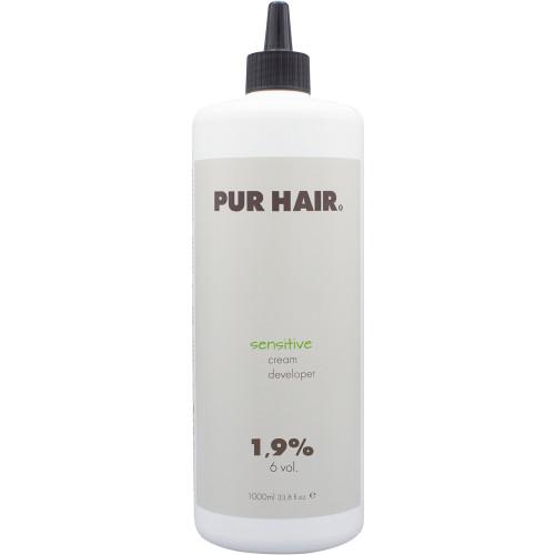 PUR HAIR Sensitive Cream Developer 1,9% 1000 ml
