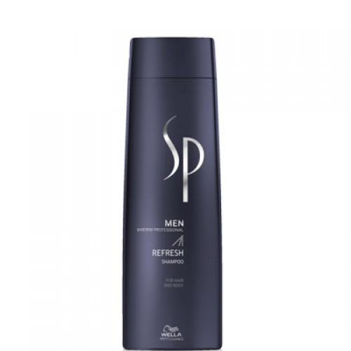Wella SP Just Men Refresh Shampoo