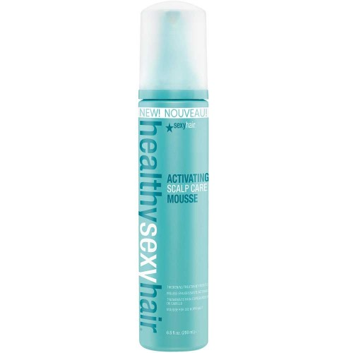 healthysexyhair Activating Scalp Care Mousse 200 ml