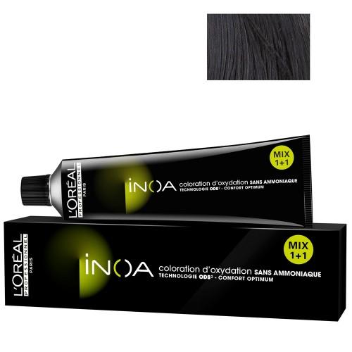 L'Oréal Professionnel INOA 2 schwarzbraun 60 ml