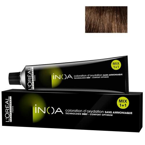 L'Oréal Professionnel INOA 6,3 dunkelblond gold 60 ml