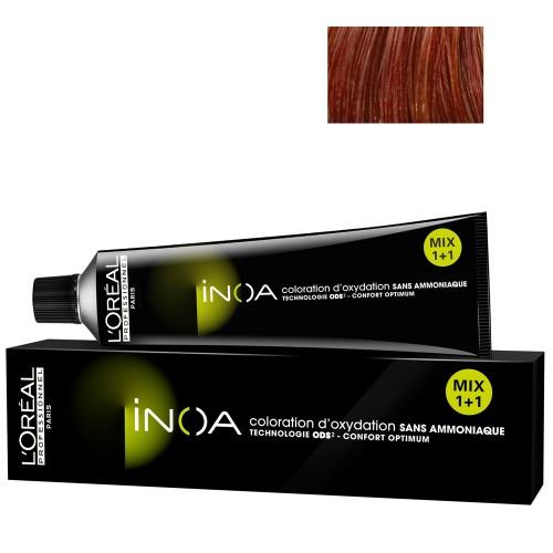 L'Oréal Professionnel INOA 6,46 dunkelblond kupfer rot 60 ml