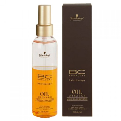 Schwarzkopf BC Bonacure Oil Miracle 2-Phasen Conditioner 150 ml