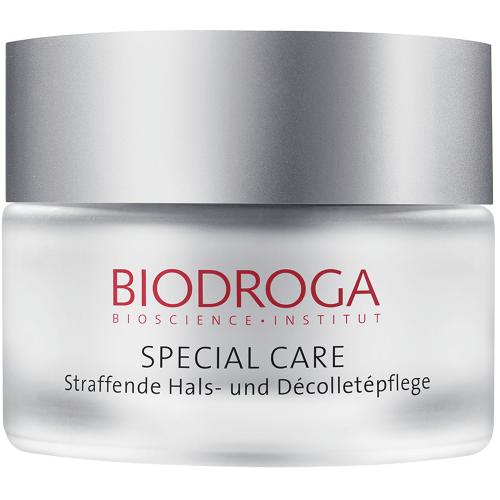 Biodroga Special Care Hals und Decolltepflege