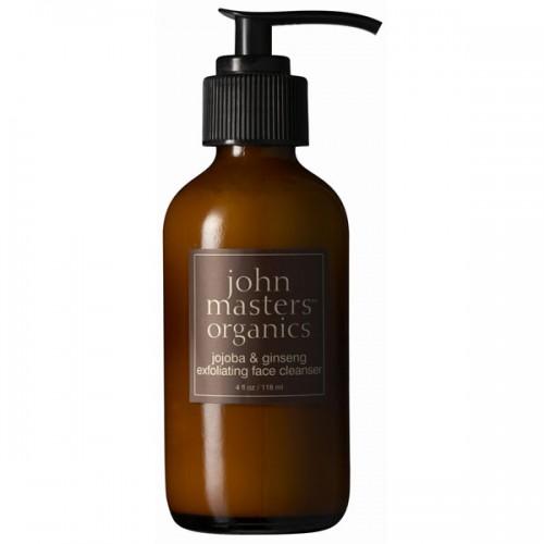 john masters organics Skincare Jojoba & Ginseng Exfoliating Face Cleanser 118 ml