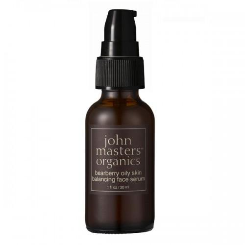 john masters organics Skincare Bearberry Oily Skin Balancing Face Serum 30 ml
