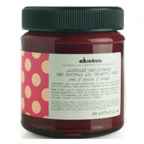 DAVINES Alchemic Red Conditioner 1000 ml
