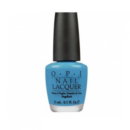 OPI Nagellack NLB83 No Room for the Blue
