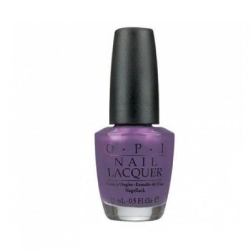 OPI Nagellack NLB30 Purple with a Purpose