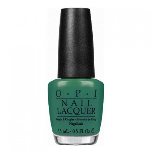 OPI Nail Lacquer jade is the newblack NLH45 15 ml