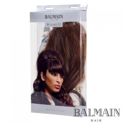 Balmain Extension B-Loved Chocolat Brown;Balmain Extension B-Loved Chocolat Brown;Balmain Extension B-Loved Chocolat Brown