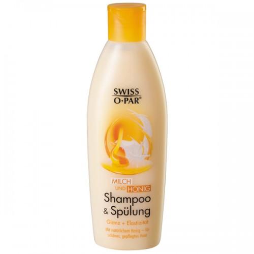 Swiss O-Par- Milch & Honig Shampoo & Spülung