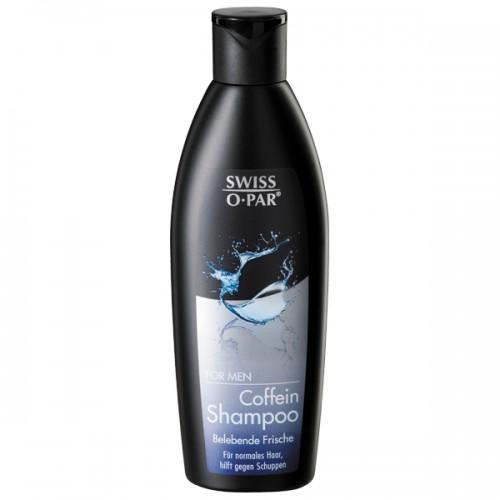 Swiss O-Par Coffein Shampoo For Men