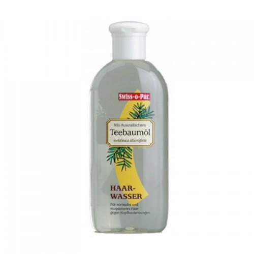 Swiss O-Par Teebaumöl Haarwasser