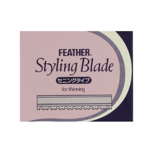 Feather TH Klingen à 10 St. thinning blades