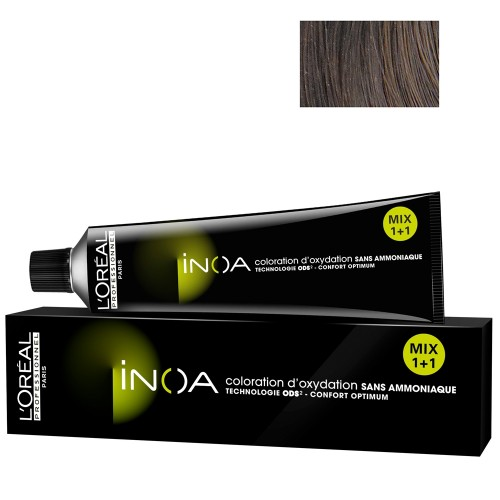 L'Oréal Professionnel INOA 6,0 dunkelblond intensiv 60 ml