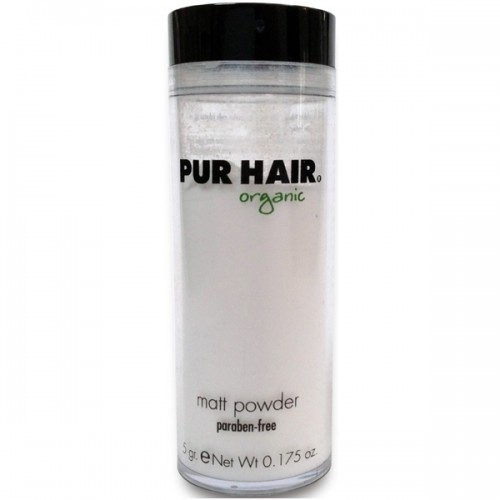 Pur Hair Organic matte powder