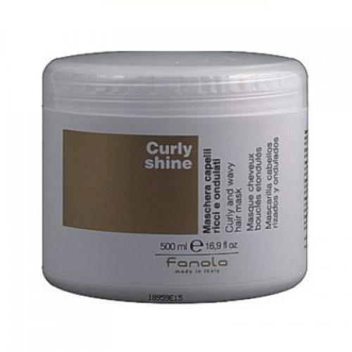 Fanola Curly Shine Maske