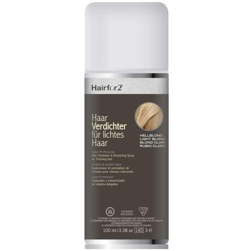 Hairfor2 Haarauffüller Hellblond 100 ml