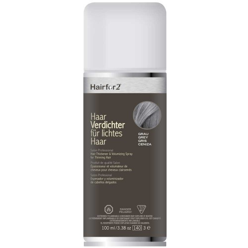 Hairfor2 Haarauffüller Grau 100 ml