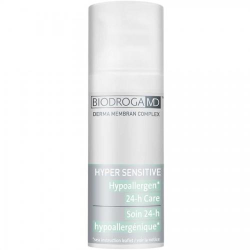 Biodroga MD Hyper Sensitive Hypoallergen 24h-Pflege 50 ml