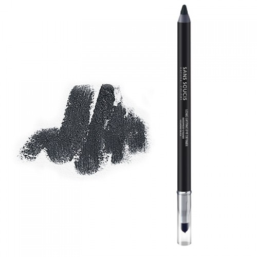 Sans Soucis Long Lasting Eye Definer 10 Smokey Black