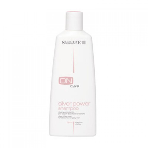 Selective On Care Silver Power Shampoo