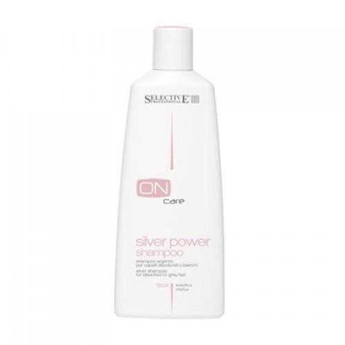 Selective On Care Silver Power Shampoo