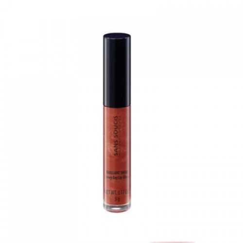 Sans Soucis Brilliant Shine Lip Gloss 30 Hot Chocolate