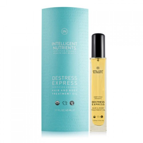 Intelligent Nutrients Destress Express  Hair & Body Oil