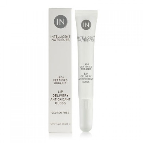 Intelligent Nutrients Antioxidativer Lipgloss Clear Frost