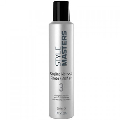Revlon Style Masters Styling Mousse Photo Finisher 3