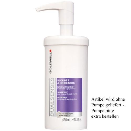 Goldwell Dualsenses Blonde & Highlights Intensive Treatment 450 ml
