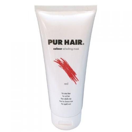 PUR HAIR Colour Refreshing Mask Red
