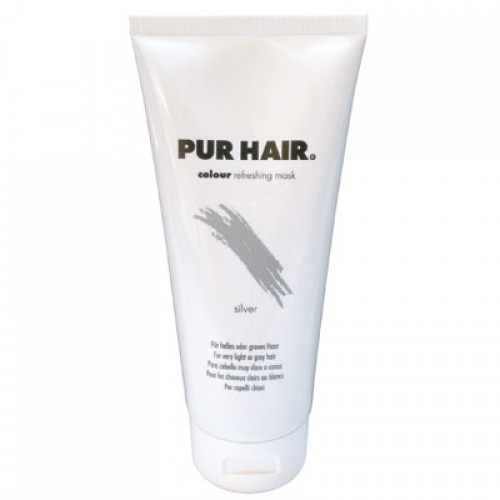 PUR HAIR Colour Refreshing Mask Silver