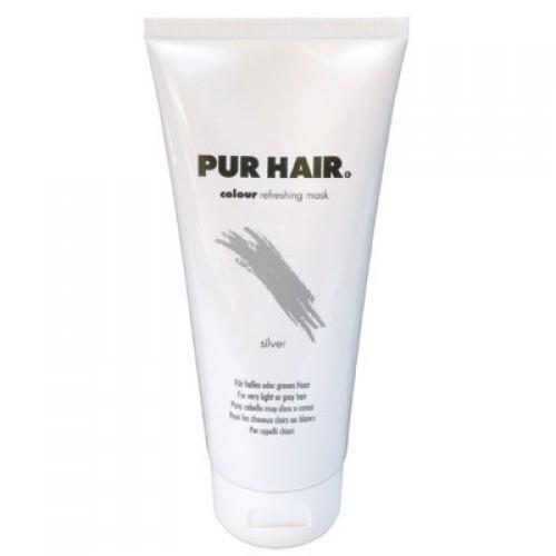 PUR HAIR Colour Refreshing Mask Silver