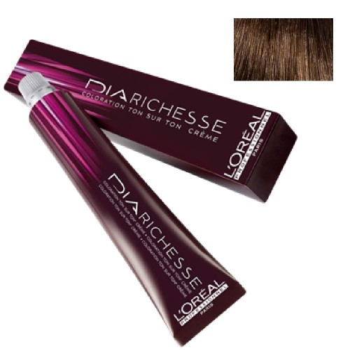 L'Oréal Professionnel Dia Richesse 6.3 Dunkelblond gold 50 ml