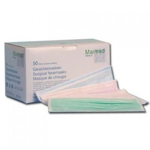 MaiMed® OP-Mundschutz mit Gummizug