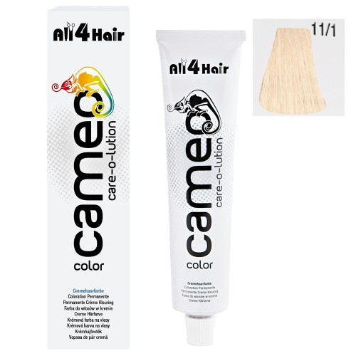 Cameo Color Haarfarbe 11/1 extra-lichtblond asch 60 ml
