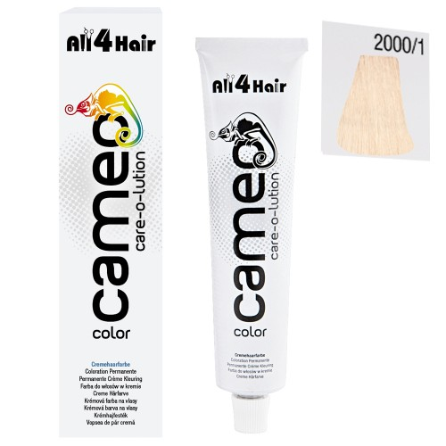 Cameo Color Haarfarbe 2000/1 special blond asch