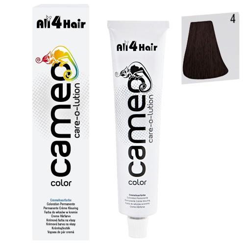 Cameo Color Haarfarbe 4 mittelbraun 60 ml