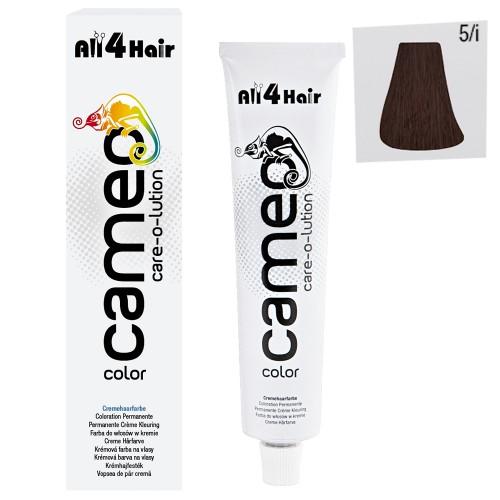 Cameo Color Haarfarbe 5/i hellbraun-intensiv 60 ml