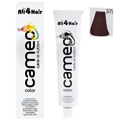 Cameo Color Haarfarbe 5/7i hellbraun braun-intensiv 60 ml